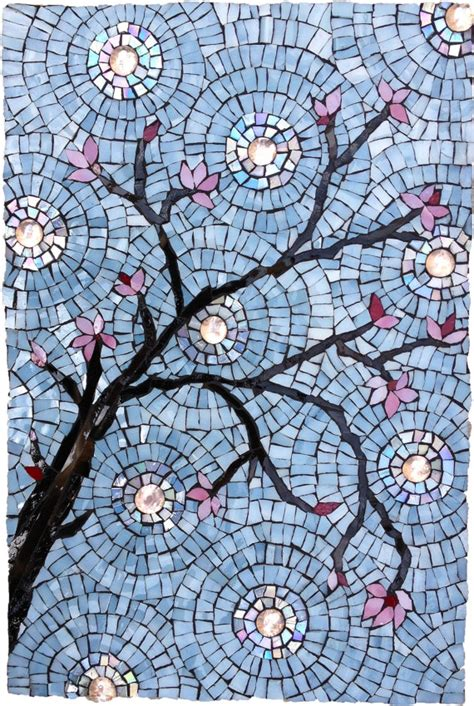 Mosaic Sur by Cherry Blossom Mosaic Sur Etsy 629 28 Mosaic
