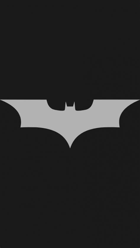 Iphone Iphone 6 Batman Logo 640x1136 minimalistic batman logo iphone 5 wallpaper