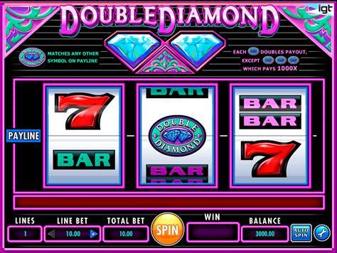play double diamond  slot igt casino slots