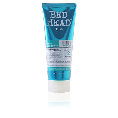 bed head recovery tigi bed head recovery conditioner en perfumes club