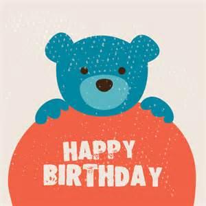 birthday card vector graphic happy birthday