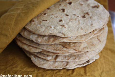 Handmade Tortilla Recipe - flour tortillas recipe dishmaps