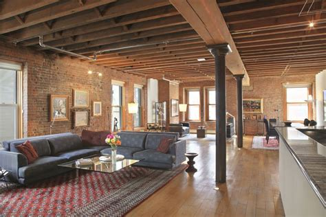 Cindy Crawford Dining Room Furniture by 25 Industrial Warehouse Loft Apartments We Love