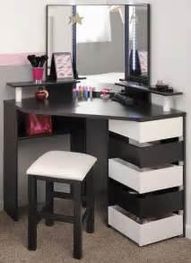 kommode schminktisch schminktisch volana 2 schwarz weiss frisierhocker spiegel