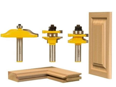 kitchen cabinet door router bits new interior exterior