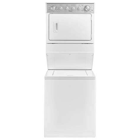 whirlpool washer and gas dryer in white shop your way