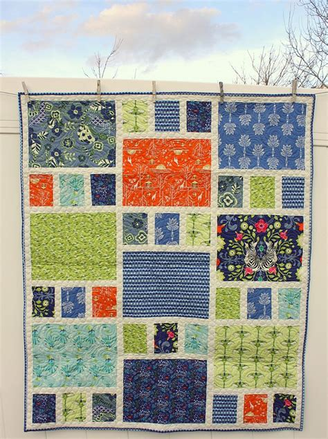 Quilt Patterns For Big Prints by 17 Best Images About Quilts Large Prints On