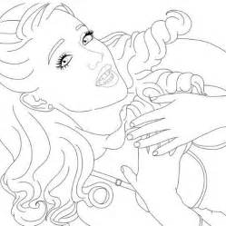 grande coloring pages grande coloring page grande