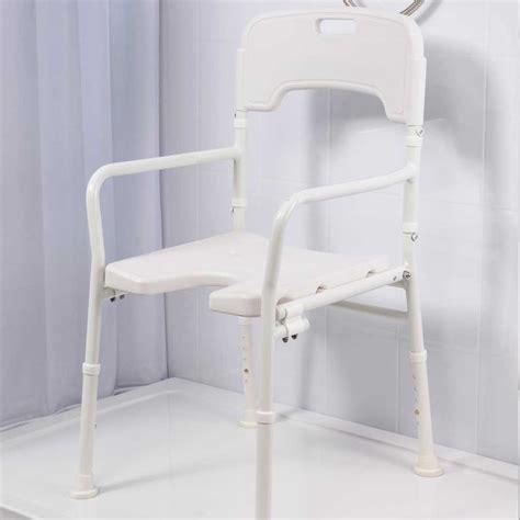 Folding Shower Chair by Folding Shower Chair Nrs Healthcare