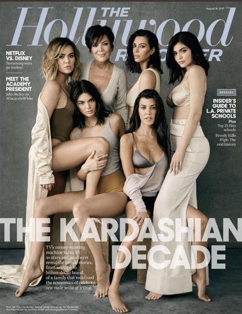 the kardashian decade kardashian jenner sisters slay on