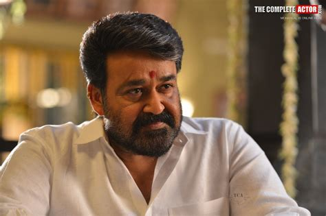 hd images of actor mohan lal mohanlal in janatha garage 2016 telugu