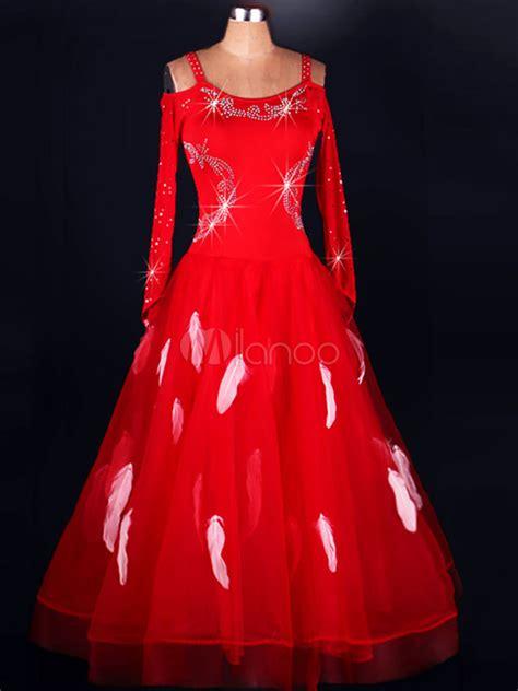 vestidos baile salon vestido de baile de sal 243 n bailar 237 n de sal 243 n de cristal de