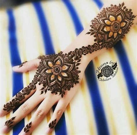 latest stylish wedding henna mehndi designs gallery 2017