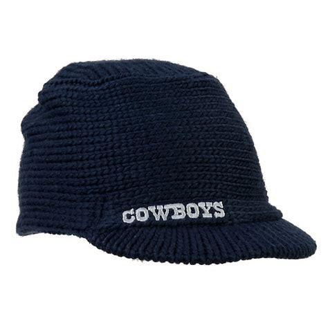 dallas cowboys knit hat dallas cowboys new era snow sergeant knit cap cold