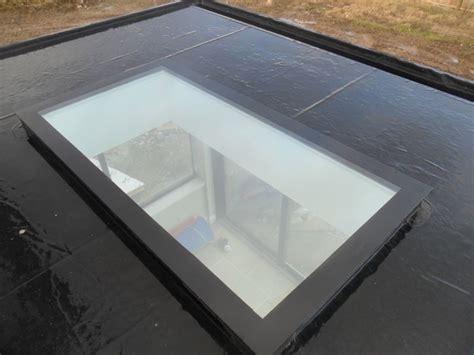 flat roof skylight flat roof light flat roof skylights residential
