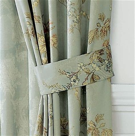 jcpenny home decor antoinette thermal tie backs jcpenney home decor