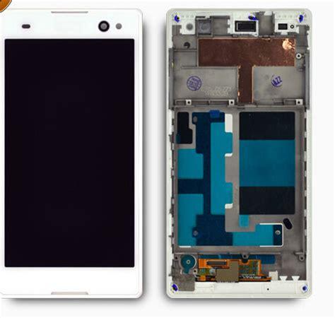 Baterai Log On For Sony C3 Power Ic Original lcd frame sony c3 w klinik hp