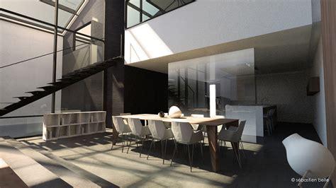 loft  lyon   belle architecte interieur