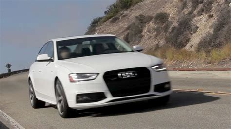 Audi A4 2014 Test by 2014 Audi A4 2 0t Review Test Drive Youtube