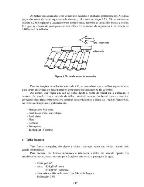 Técnicas de construção civil aula 6