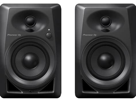 Speaker A Net dm 40 4 inch compact active monitor speaker black