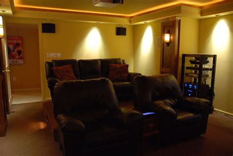 basement diy theater home theater decor
