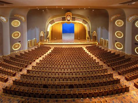 Atm Interior Design by Auditoriums In Abu Dhabi Emirates Palace