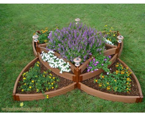 Tiered Garden Planters by Multi Tiered Planter Boxes Multi Level Raised Planter