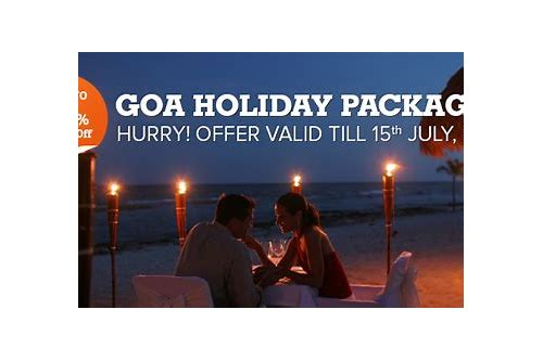goa monsoon deals 2018