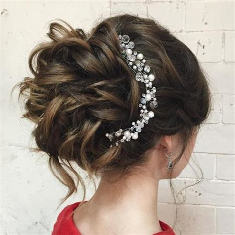 Wedding Hair Updo Prices by 40 Chic Wedding Hair Updos For Brides