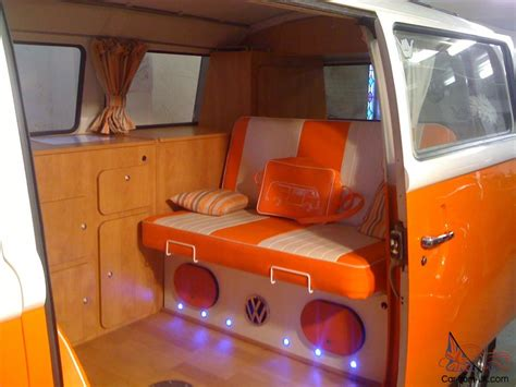T2 Cer Interior by 1973 Vw T2 Bay Window Cer