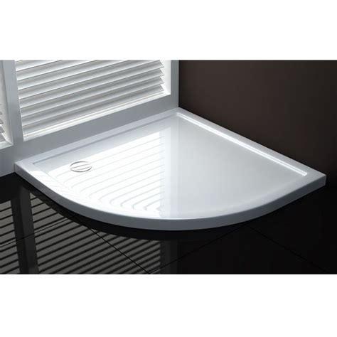 piatto doccia angolare 70x70 piatto doccia di forma semicircolare colore bianco in