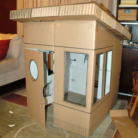 cardboard house pdf diy diy cardboard playhouse plans download diy router table plans woodguides