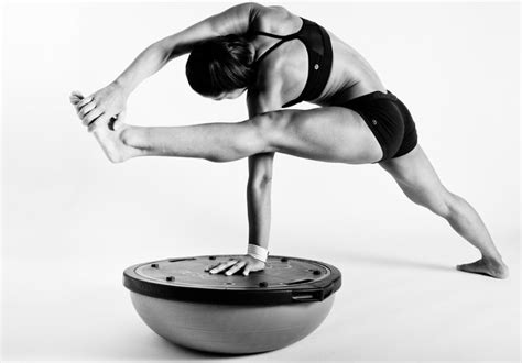 boat pose on bosu 48 best bosu balance trainer images on pinterest balance