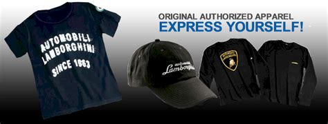 lamborghini clothing stylish and sporty lamborghini shirts showcasing supercar