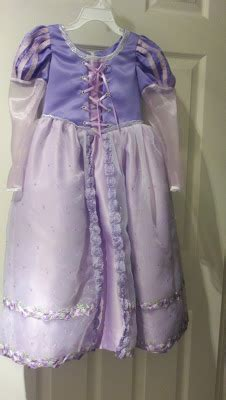 Kkpk Two Of Friends By that is all it took rapunzel dress simplicity 2065