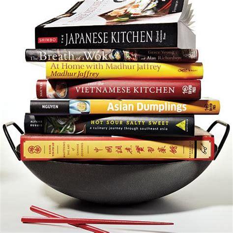 best cookbooks the best asian cookbooks cooking light