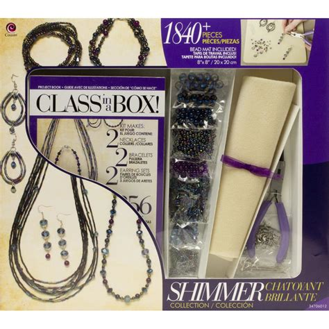 beginners jewelry kit ck crafts 3 in 1 knit kit
