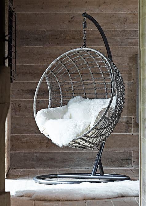 swinging chairs indoor indoor outdoor hanging chair lovely things for house