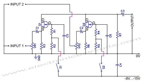 fet transistor switch circuit fet blackhairstylecuts