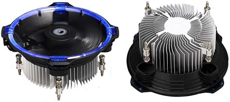 Id Cooling Dk 03 Intel Blue Led Cpu Cooler id cooling has introduced a new compact cooler dk 03 halo startlr tech