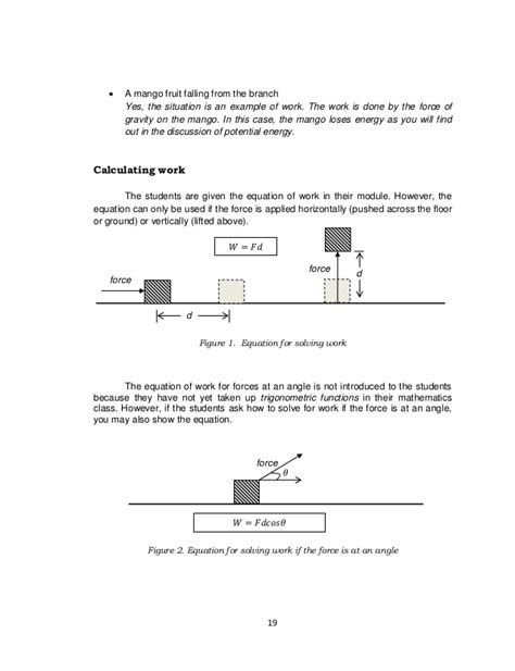 Calculating Work Worksheet Physical Science by Worksheet For Grade 8 Science Free Printable 3rd Grade