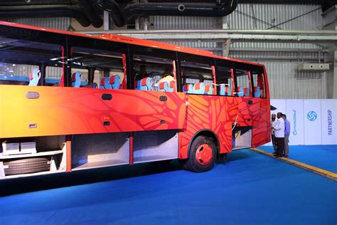 ashok industries ashok leyland showcases iegr technology for bs4 engines