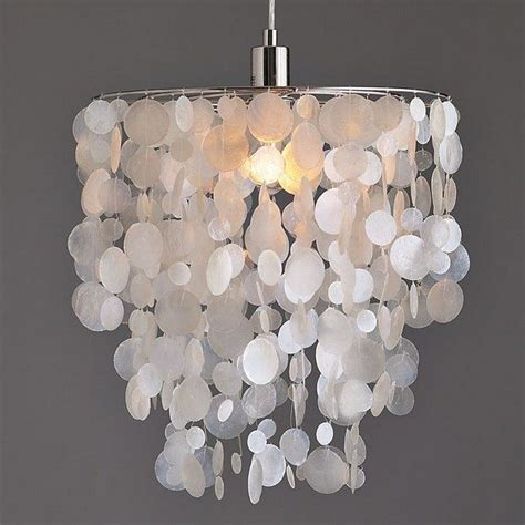 shell chandelier lighting how to enter light into your rooms with diy capiz shell