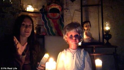 haunted doll singapore of haunted doll peggy causes eighty viewers to
