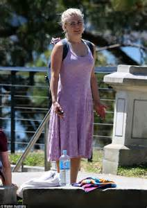 home and away s bonnie sveen hides in lilac