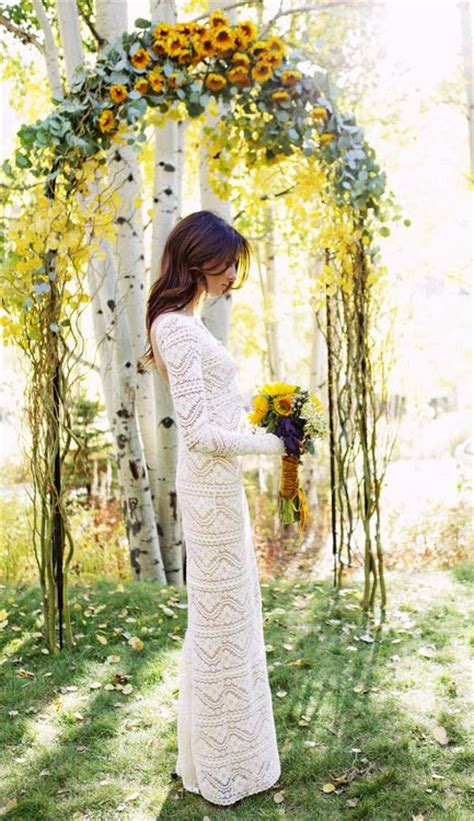 Wedding Arch With Sunflowers sunflower wedding ceremony arch sunflower wedding