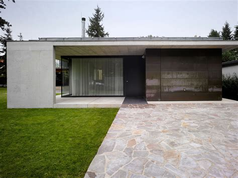 Modern Concrete Homes Home Garden