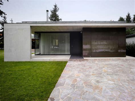 Family House Located in Ä?ernoÅ¡ice Designed by Studio Pha