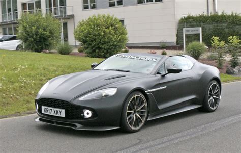 aston martin zagato speedster speedster version of aston martin s vanquish zagato looks